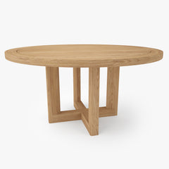 FREE Outdoor Dining Table 3D Model