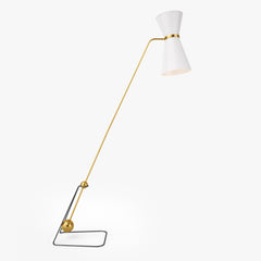 Pierre Guariche G2 Floor Lamp 3D Model