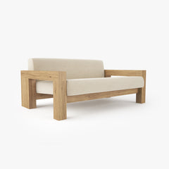 Restoration Hardware Bardenas Sofa 3D Model
