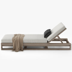 Restoration Hardware Porto Chaise 3D Model