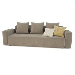 Roda Dandy Sofa Set 3D Model