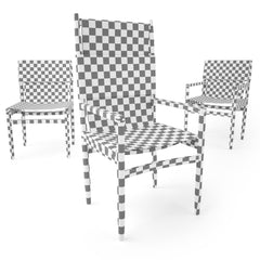 Roda ROAD Chair Collection 3D Model