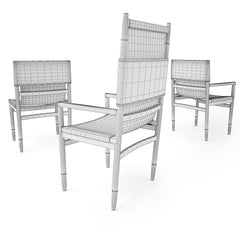 Roda ROAD Furniture Collection 3D Model