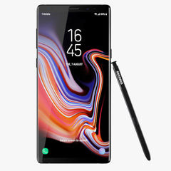 Samsung Galaxy Note 9 All Color 3D Model