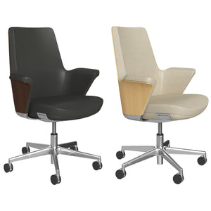 Humanscale Summa Executive Conference Chair 3D Model