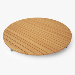 Paola Lenti Suset Round Table 3D Model