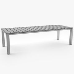 Tribu Kos Dining Table 3D Model