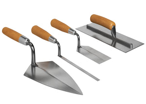 Trowels Masonry Set 3D Model