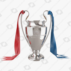 UEFA Champions League Trophy 3D Model