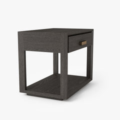 Holly Hunt Wyeth bedside table 3D Model
