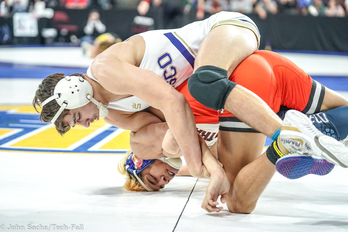 2020 All-Los Angeles County Wrestling Team