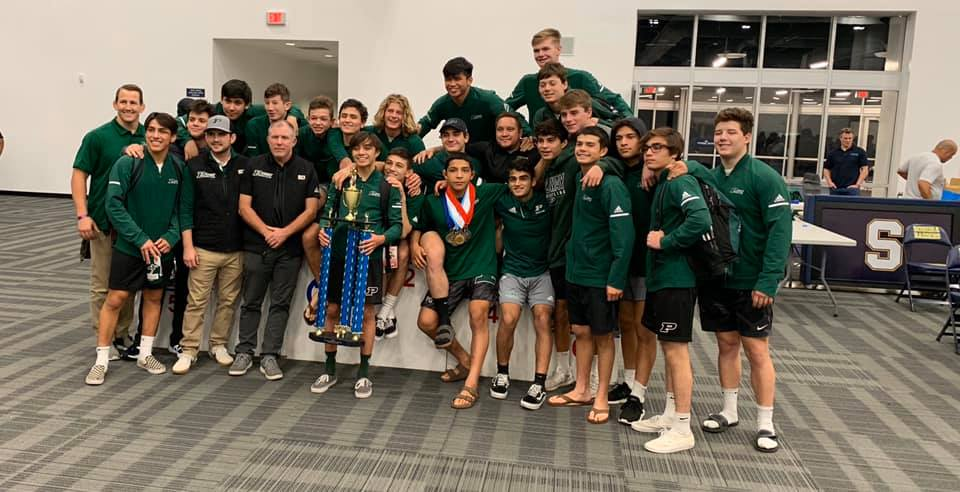 Poway flexes its muscles at the Sonora High Tournament of Champions
