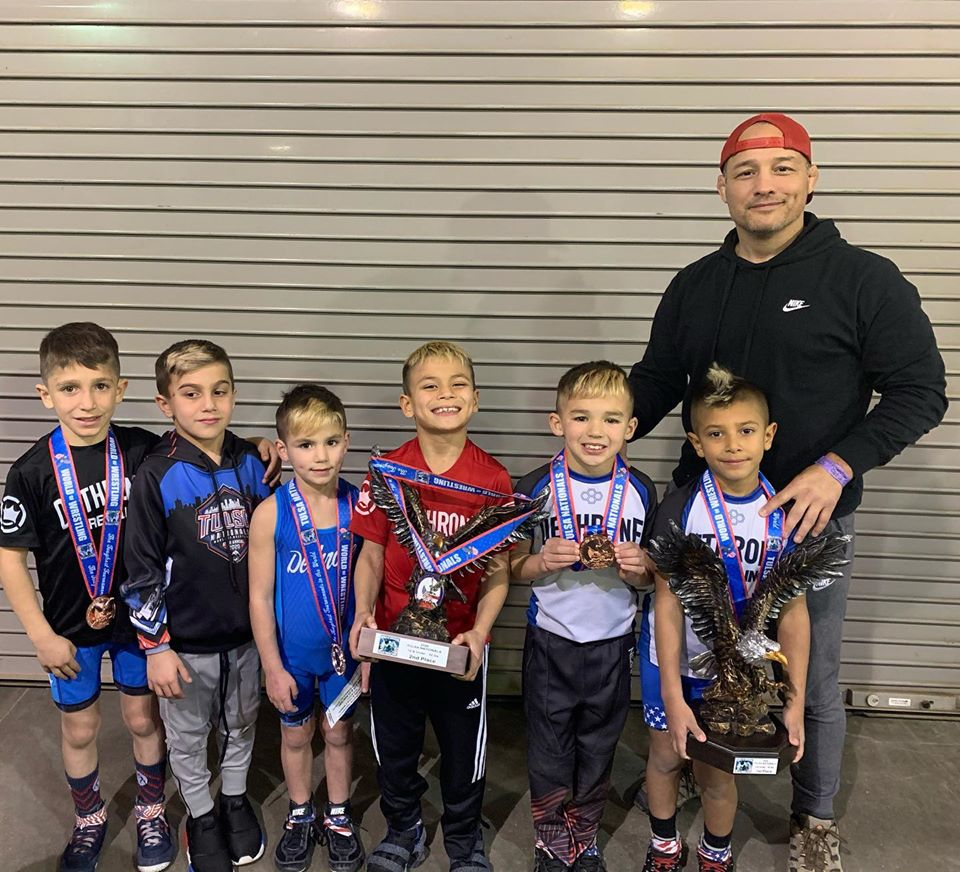 California place winners from Tulsa Nationals