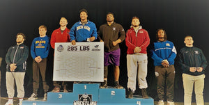 Ozuna and Andrade Claimed NJCAA National Titles