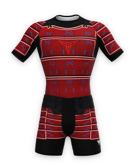 Shogun Doublet | 2 Piece Compression Set Short