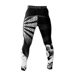 Rising Sun Funk Fighter Compression Pants (Spats)