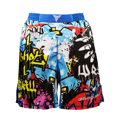 Graffiti Fight Shorts