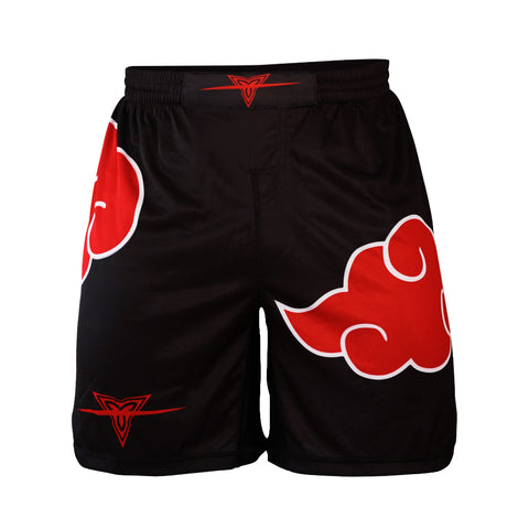 Red Dawn Ninja Fight Shorts