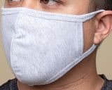 Tri-Titans 2ply 100% Cotton Mask - 5pcs/ 10pcs