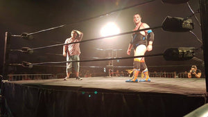 RUSTY reports on UCW SOLE SURVIVOR