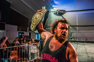 Rusty Reports: Dr Feelgood and the UCW Aftershock Heavyweight Championship