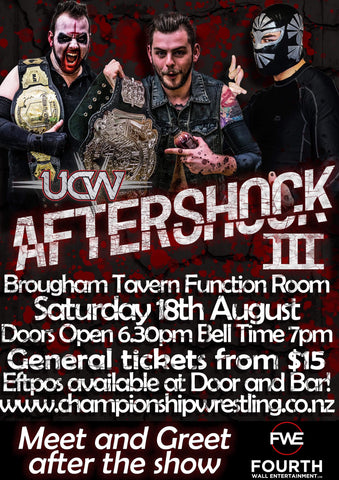UCW Aftershock 3