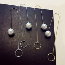 Pearl Drop Earring - Jewelux & Co.