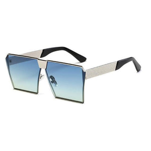 Square Full Frame Unique Sunglasses - Jewelux & Co.