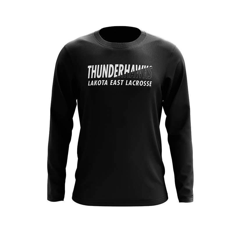 Lakota East Split Color Long Sleeve