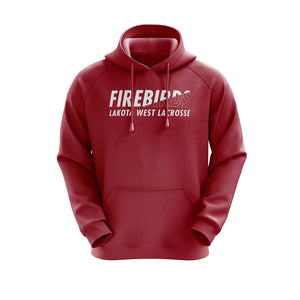 Lakota West Split Color Hoodie