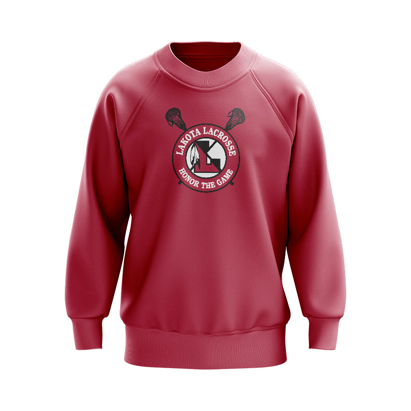 Lakota Lacrosse Club Crewneck Sweatshirt