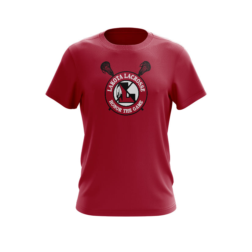 Lakota Lacrosse Club Tee