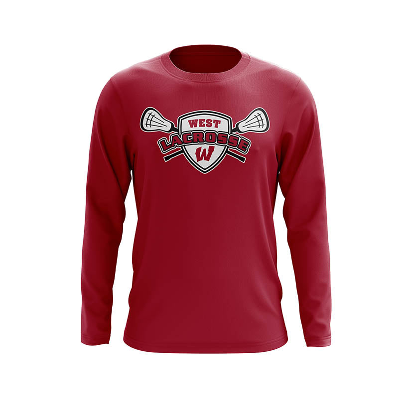 Lakota West Youth Shield Long Sleeve