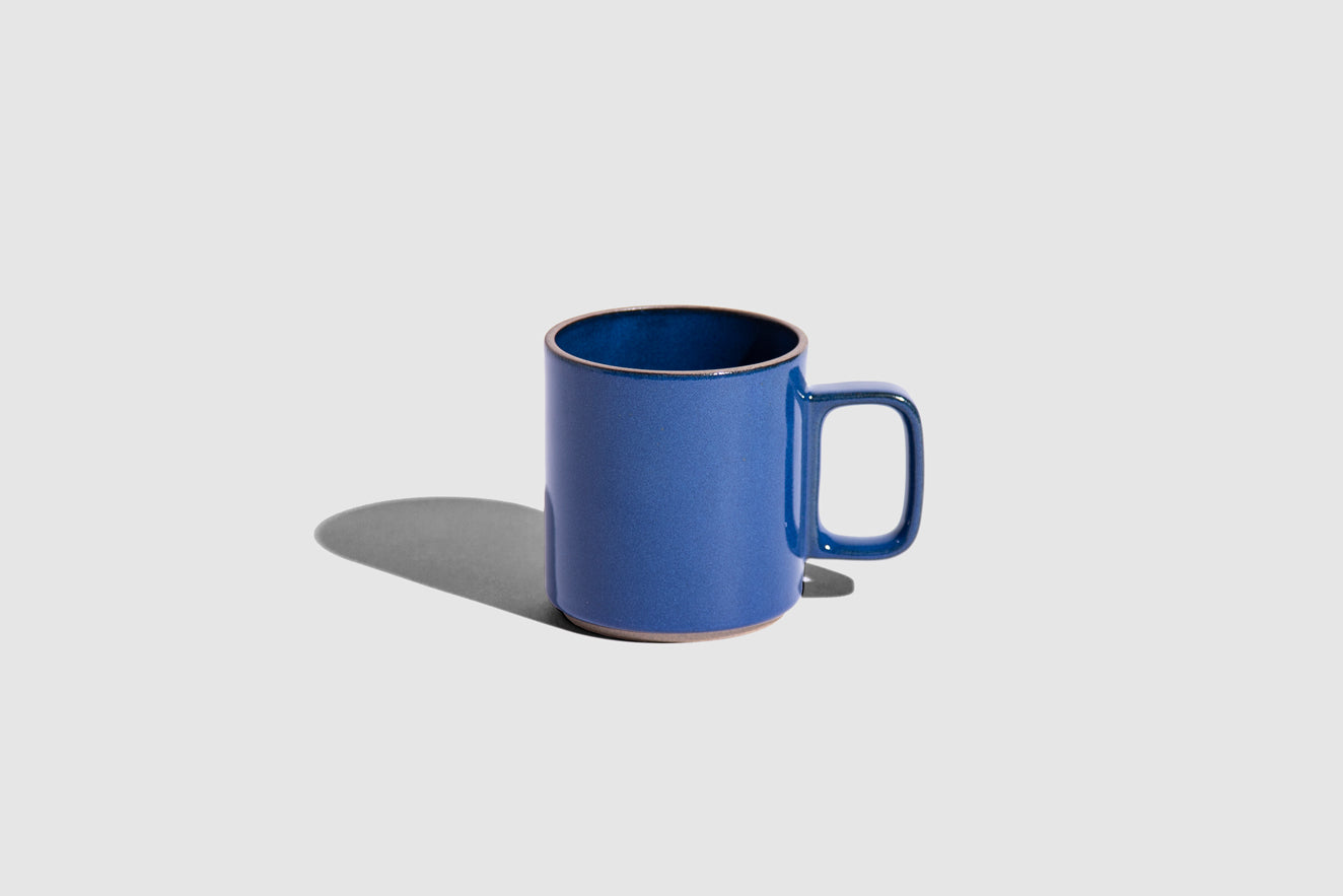 Porcelain Mug – Blue