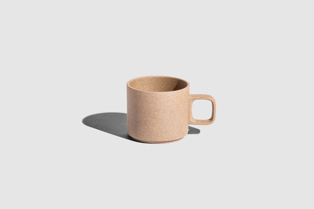 Porcelain Mug – Natural