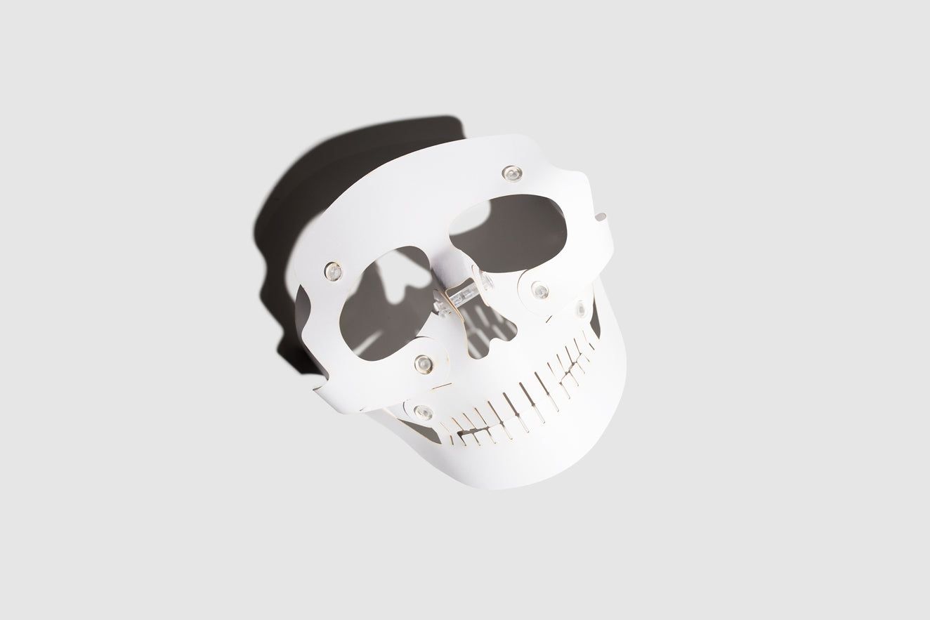 DIY Skull Mask Kit
