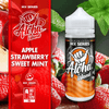 ALOHA ISLAND MIX-SHAKE-VAPE - 80/120ML - APPLE, STRAWBERRY & SWEET MINT (ΜΗΛΟ-ΦΡΑΟΥΛΑ-ΓΛΥΚΙΑ ΜΕΝΤΑ)
