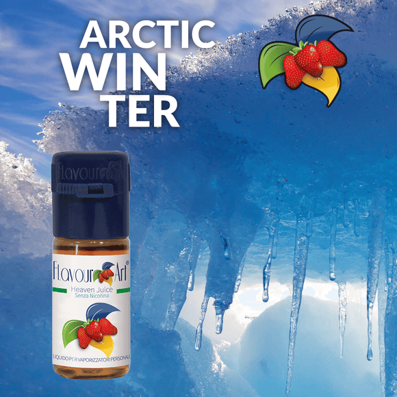 FLAVOURART - 10ML ARCTIC WINTER (ΜΕΝΤΑ)
