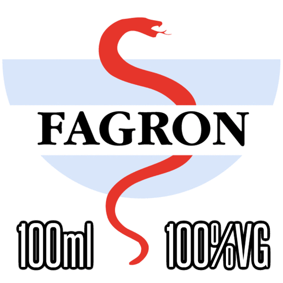 NEUTRAL BASE 0MG FAGRON 100/0 VG/PG - 100ML