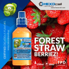 NATURA MIX-SHAKE-VAPE - 30/60ML - FOREST STRAWBERRIEZ! (ΦΡΑΟΥΛΑ & ΑΠΑΛΗ ΜΕΝΤΑ)