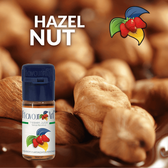 FLAVOURART - 10ML HAZEL GROVE (ΦΟΥΝΤΟΥΚΙ)