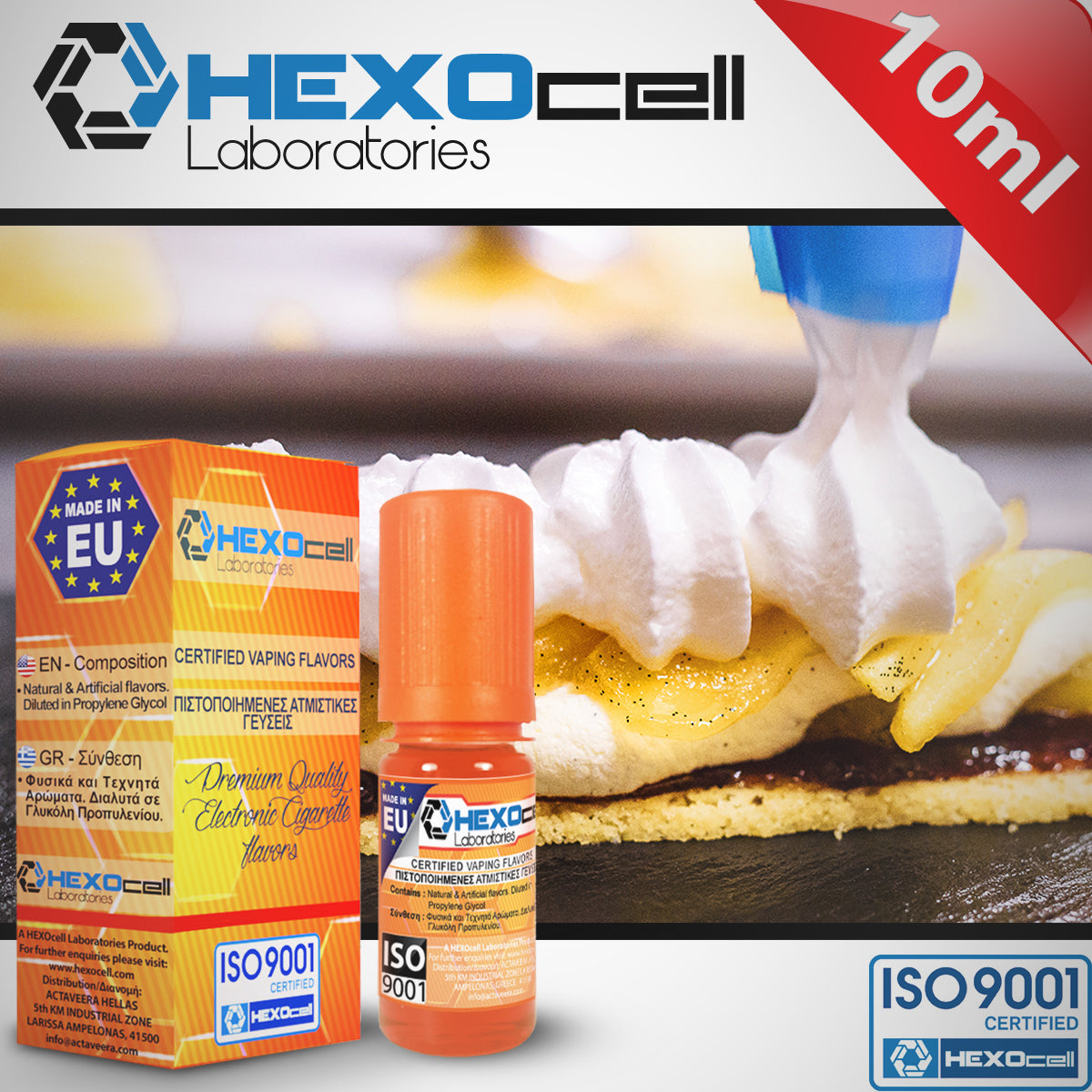 HEXOCELL - 10ML MANI PULITE (ΤΑΡΤΑ ΜΕ ΜΗΛΑ ΚΑΙ ΜΑΡΕΓΚΑ) ΣΥΜΠΥΚΝΩΜΕΝΟ ΑΡΩΜΑ