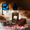 PUFF ITALY MIX-SHAKE-VAPE - 40/50ML - CHOCOLATE WAFFLES (ΣΟΚΟΛΑΤΟΒΑΦΛΑ)