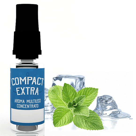 PUFF - 10ML COMPACT EXTRA ARTIC (ΦΡΕΣΚΙΑ ΜΕΝΤΑ) ΣΥΜΠΥΚΝΩΜΕΝΟ ΑΡΩΜΑ
