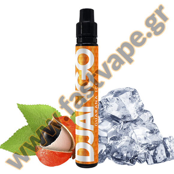 QUICK ICE - MIX-SHAKE-VAPE - 20/30ML - DJANGO (ΠΑΓΩΜΕΝΟ GUARANA)