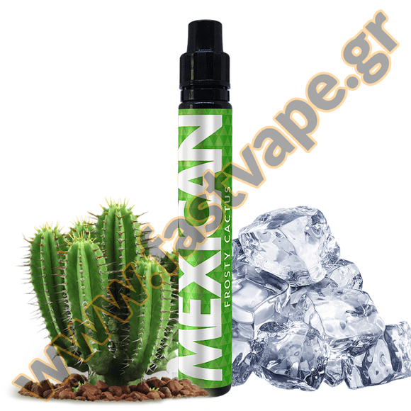 QUICK ICE - MIX-SHAKE-VAPE - 20/30ML - MEXICAN (ΠΑΓΩΜΕΝΟΣ ΚΑΚΤΟΣ)