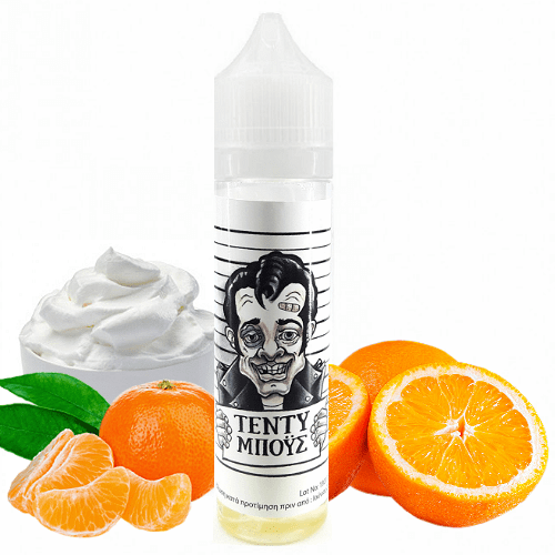 TASTY CLOUDS MIX-SHAKE-VAPE - 13/60ML - ΤΕΝΤΥ ΜΠΟΫΣ (ΓΛΥΚΙΑ ΚΡΕΜΑ-ΜΑΝΤΑΡΙΝΙ-ΠΟΡΤΟΚΑΛΙ)