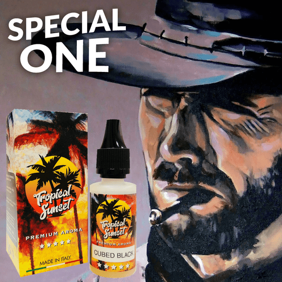 TROPICAL SUNSET MIX-SHAKE-VAPE - 10/20ML - SPECIAL ONE (ΚΑΠΝΟΣ ΜΕΤΡΙΑΣ ΕΝΤΑΣΗΣ)