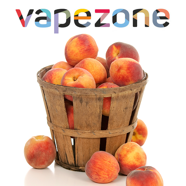 VAPEZONE - 30ML PEACH 60% VG (ΡΟΔΑΚΙΝΟ)