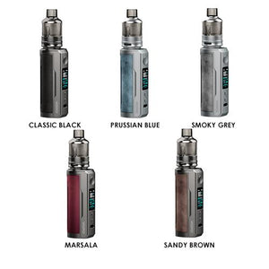 ΚΑΣΕΤΙΝΑ - VOOPOO DRAG X PLUS 100W TC + POD TPP TANK ( SANDY BROWN / ΚΑΦΕ )